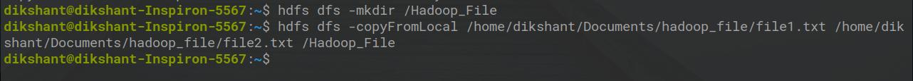 Hadoop - getmerge Command - 1