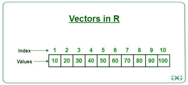 vectors-in-R