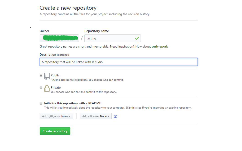 create-repository