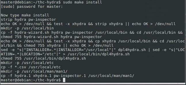 Hydra Installing From Source With Newest Version - 4