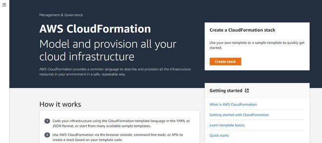 AWS Cloudformation 1