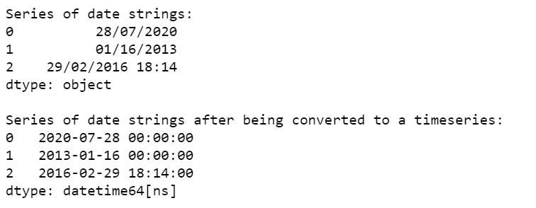 date string to time series conversion-3