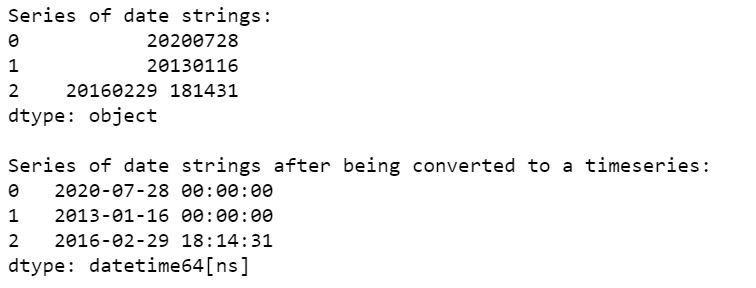 date string to time series conversion-4