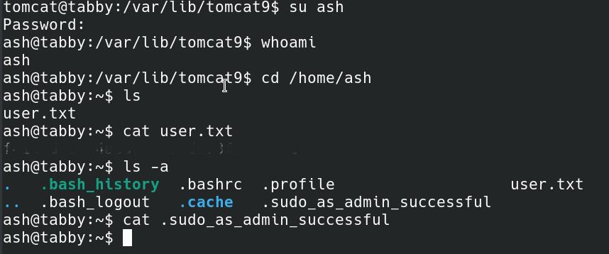 user hash