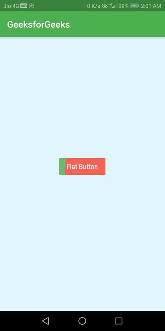 coloured flatbutton widget