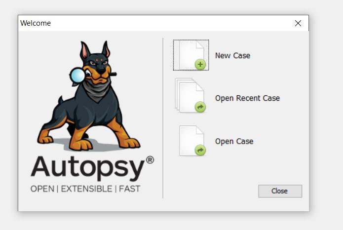 Autopsy Tool