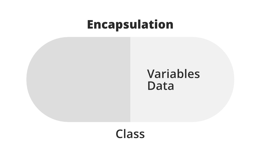 Encapsulation in Object Oriented Programming