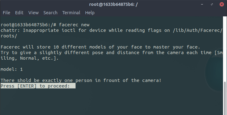 add a root face