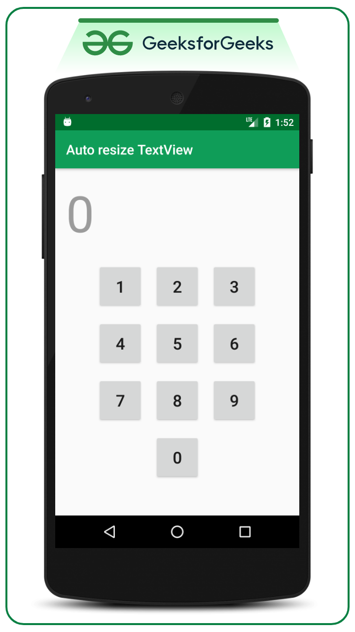 Autosizing TextView in Android