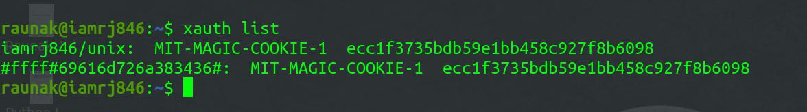 Authorization Cookie