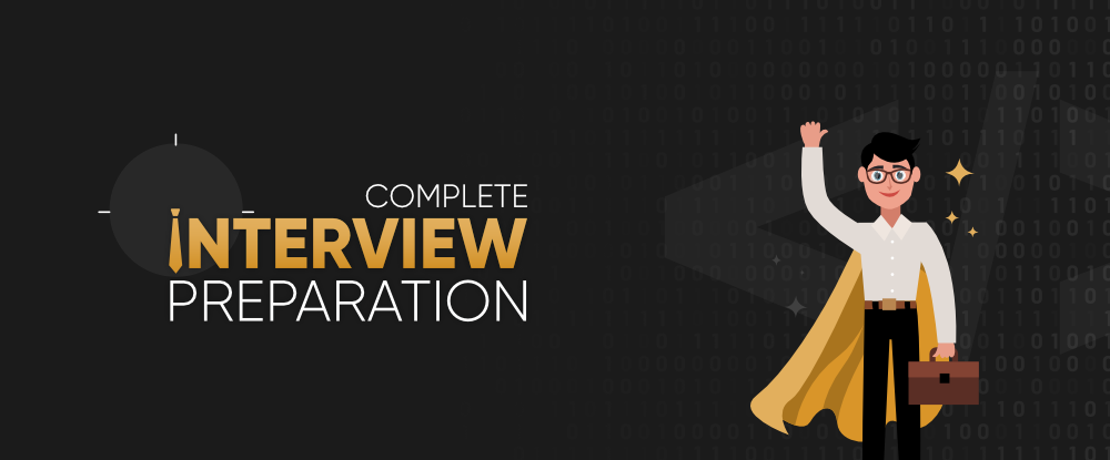 Complete Interview Preparation Course