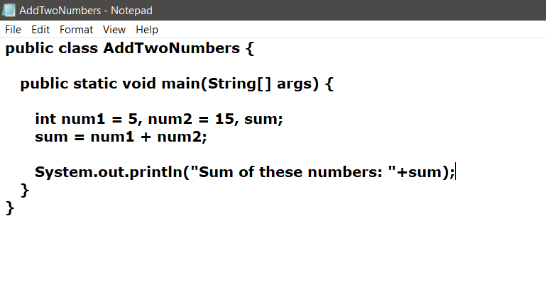 Extract Java program using Apache Tika