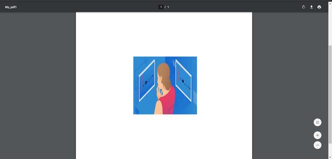 Insert jpg images to pdf