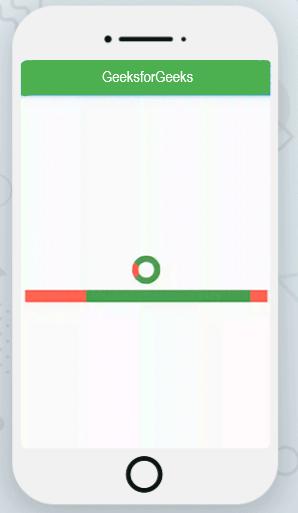 Improved UI Progress Indicator