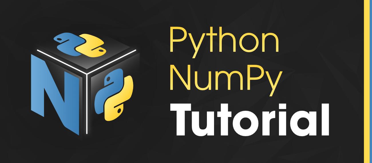 Python NumPy Tutorial