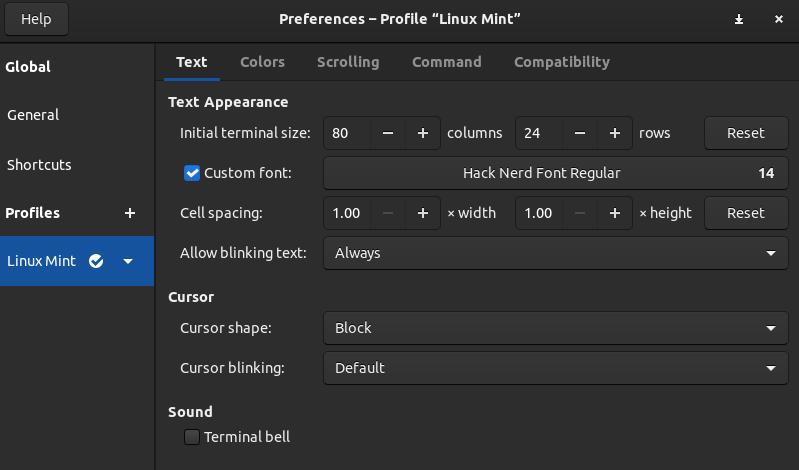 Install Nerd Font For Powerline10k & Setup It