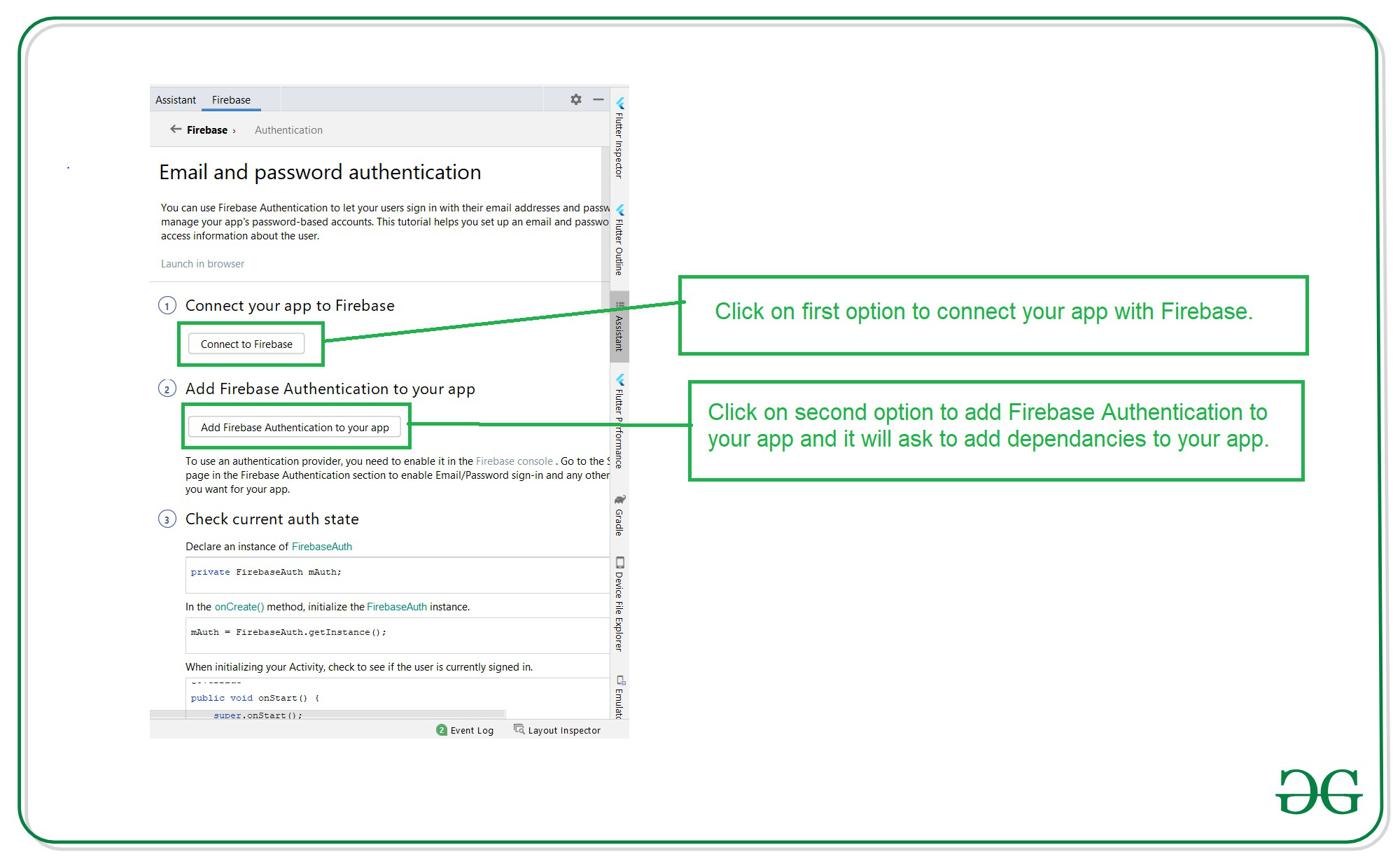 Firebase Authentication with Phone Number OTP in Android