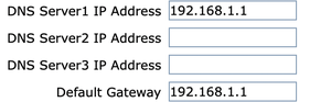Change DNS Server IP Address Of Router