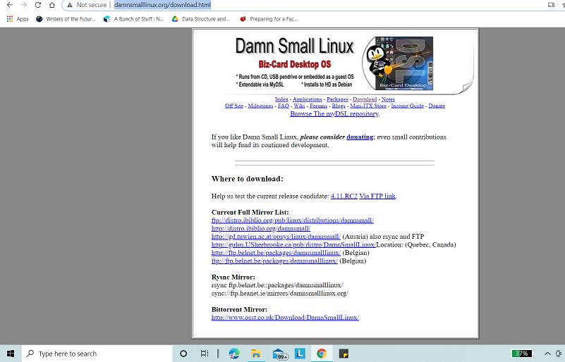 DSL zip file