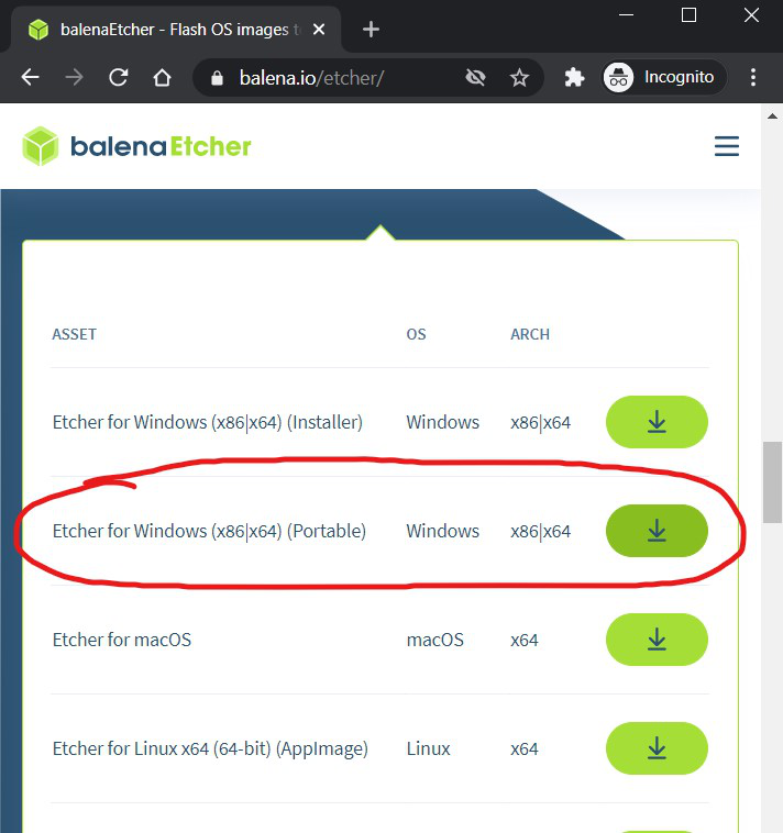 How to Burn Linux ISO Files using balena