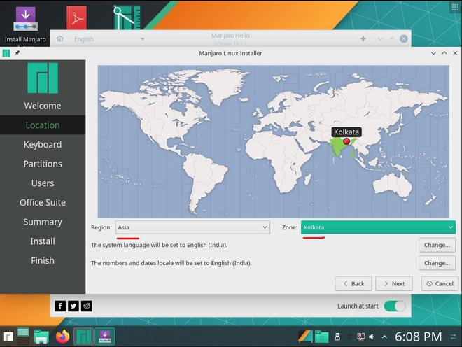 How to Install Manjaro Linux