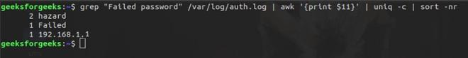 How to Find All Failed SSH login Attempts in Linux