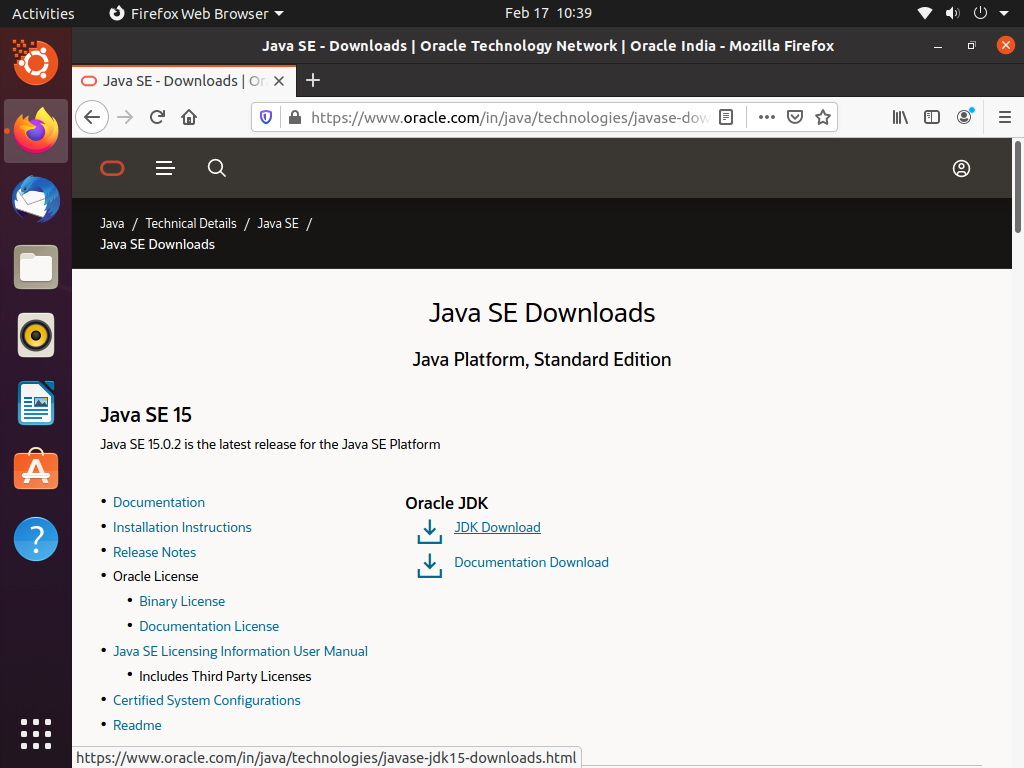 How to Install JDK in Linux?