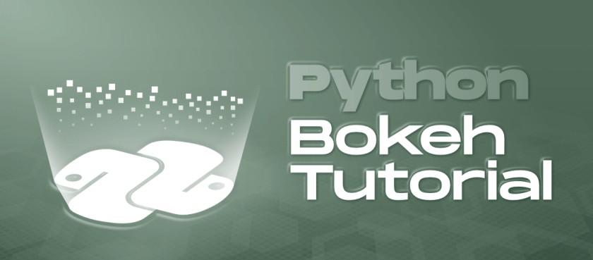 Python Bokeh Tutorial