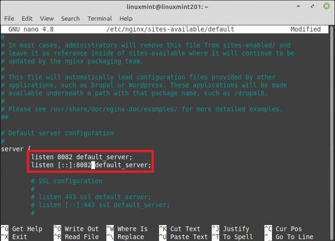 How to Change Nginx Port in Linux