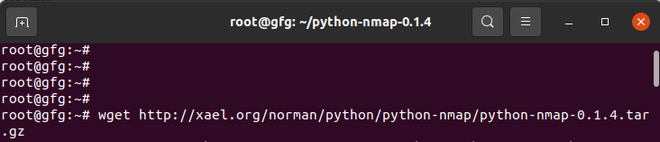 How to Install python-nmap Library in Linux
