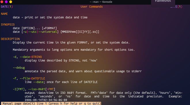 history command in Linux with Examples