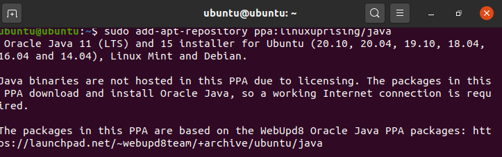 How to Install Java 14 in Ubuntu, Debian and Linux Mint