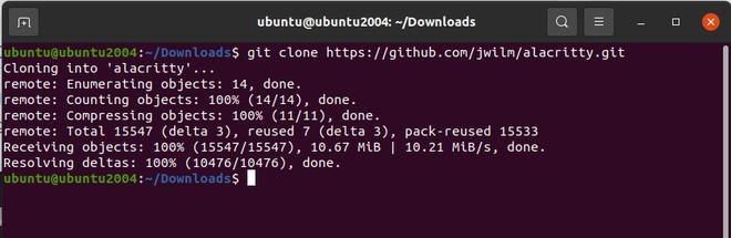 Alacritty A Fastest Terminal Emulator for Linux
