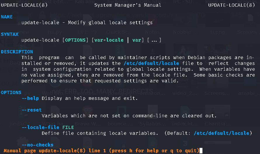 How to Change or Set System Locales in Linux