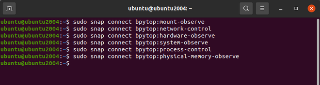 BpyTop Resource Monitoring Tool for Linux