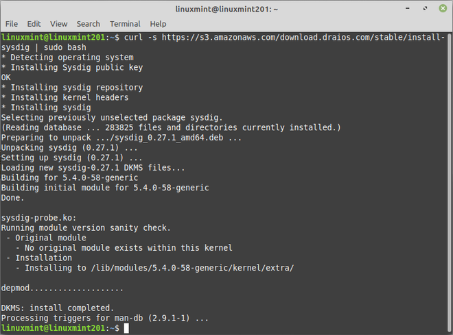 How to Install and Use Sysdig from Linux Command Line
