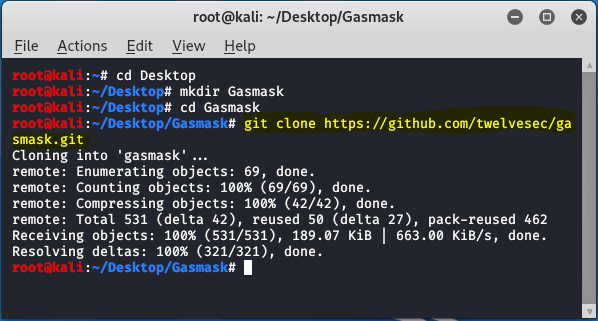 cloning gasmask repository