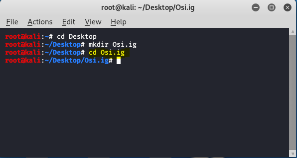 Osi.Ig – A OSINT Tool for Instagram in Kali Linux