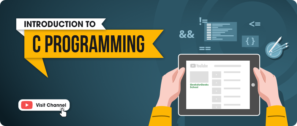 C Programming - GFG School