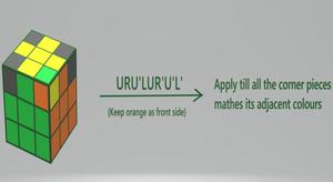 Apply URU'LUR'U'L'