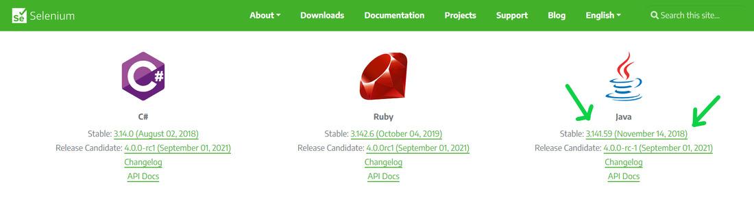 Download Java Client