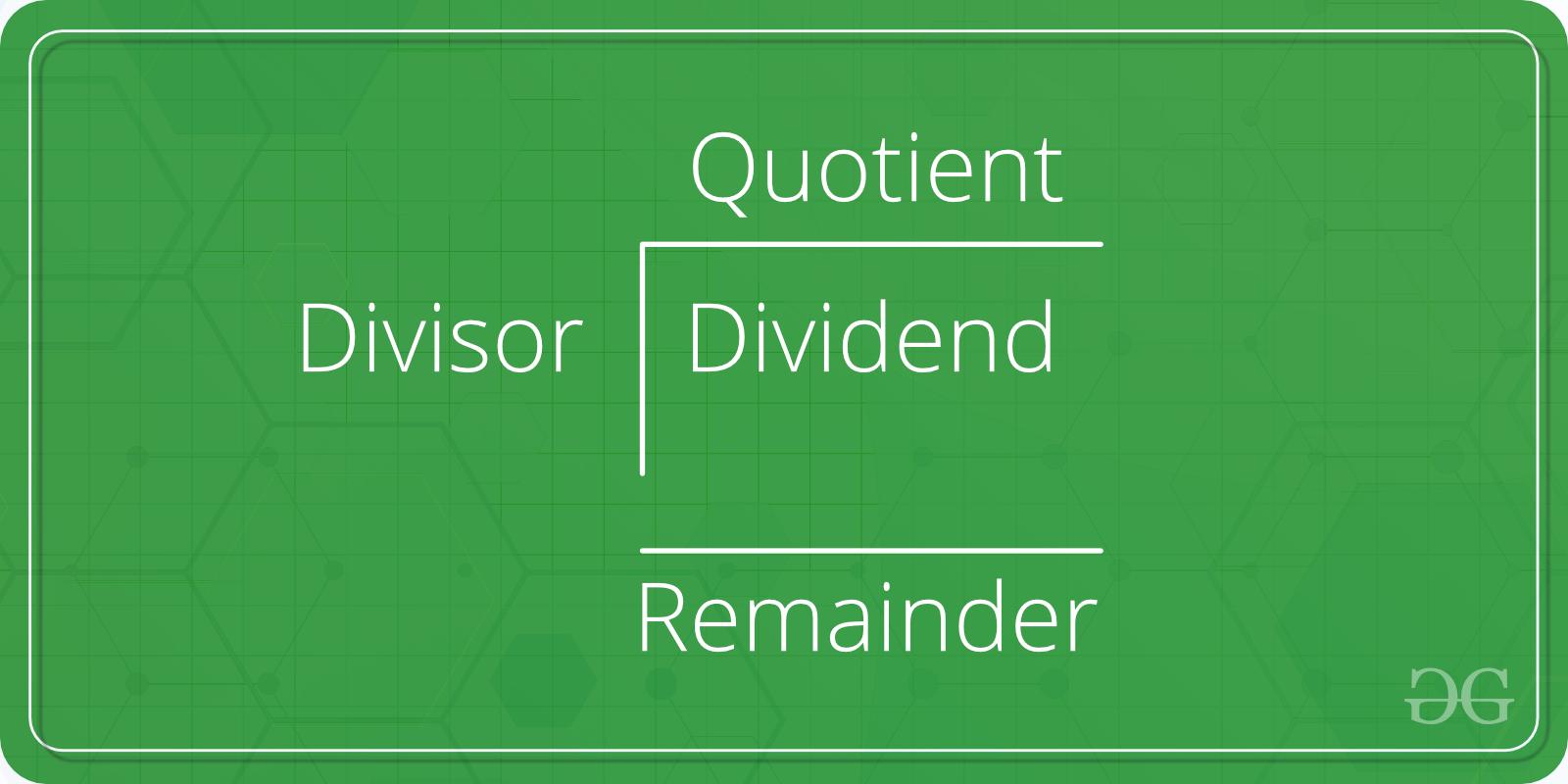 quotient_remainder
