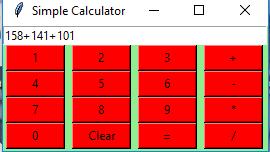 python calculator github