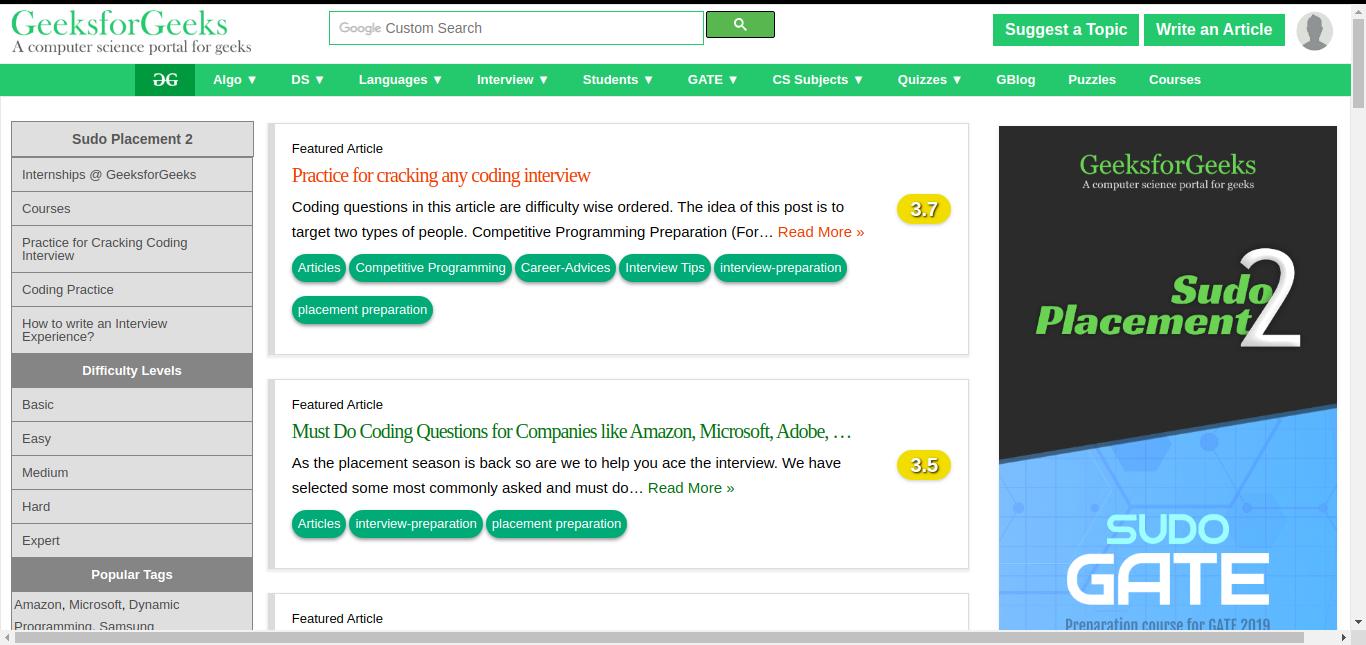 Html Viewport Meta Tag For Responsive Web Design Geeksforgeeks