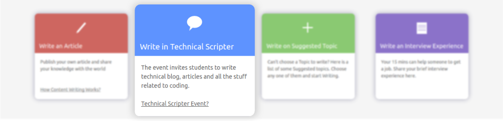 Write in Technical-Scripter
