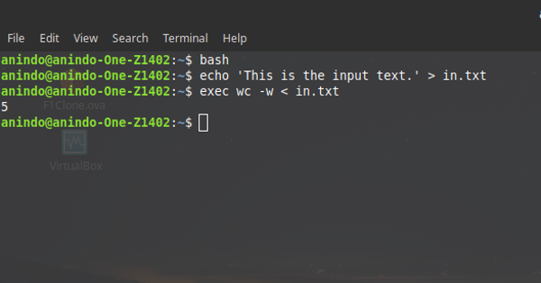 exec command in Linux with examples - GeeksforGeeks