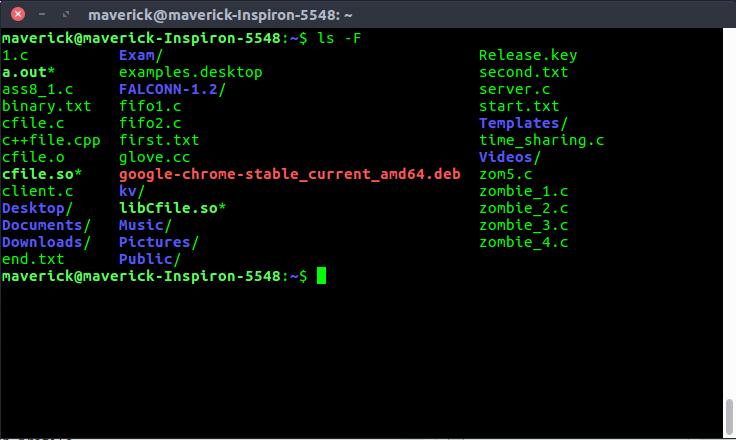 Practical applications of 'ls' command in Linux - GeeksforGeeks