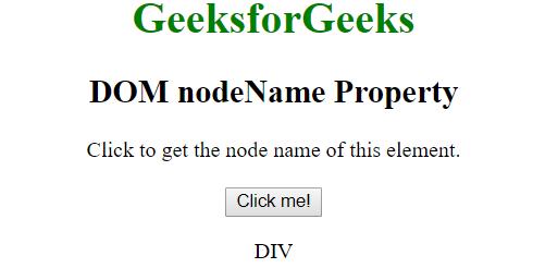 nodename
