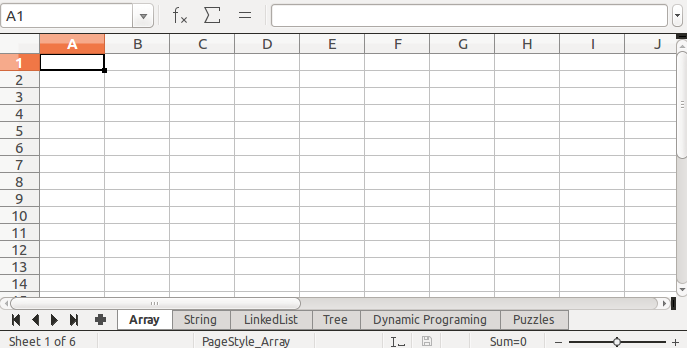 Creating Sheets in Excel File in Java using Apache POI ...