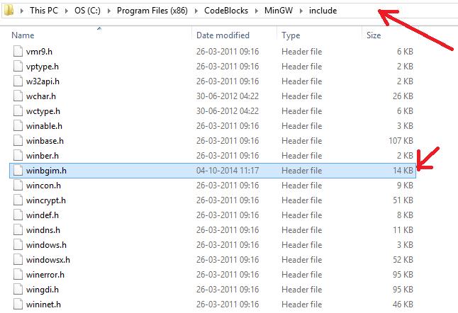 How To Include Graphics H In Codeblocks Geeksforgeeks